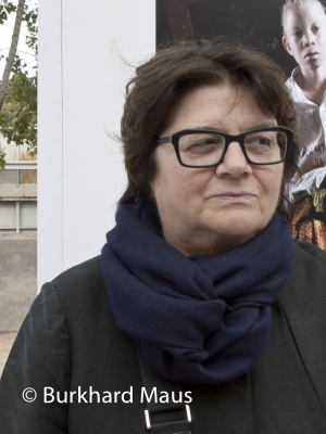 Françoise Huguier, © Burkhard Maus