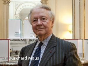 Werner Spies, © Burkhard Maus