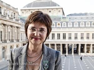 Marta Gili, Jeu de Paume, © Burkhard Maus