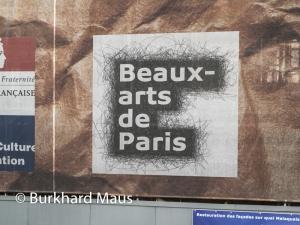 Beaux-arts de Paris, © Burkhard Maus
