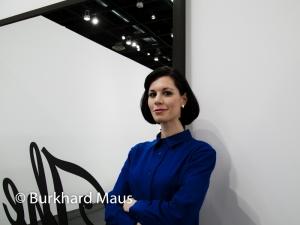 Julia Stoschek, Burkhard Maus