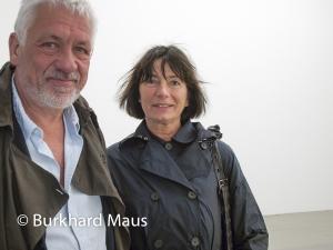 Axel und Barbara Haubrok, © Burkhard Maus