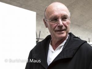 Anselm Kiefer, Burkhard Maus