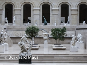 Le Louvre, © Burkhard Maus