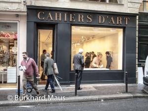 Éditions Cahiers d'Art, © Burkhard Maus