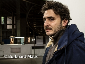 Neïl Beloufa, © Burkhard Maus