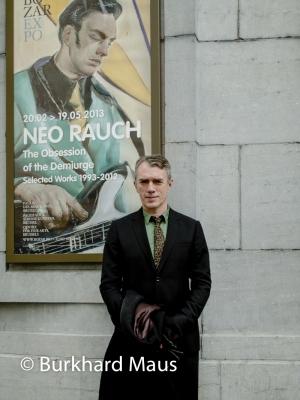 Neo Rauch, © Burkhard Maus