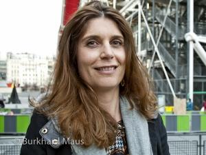 Christine Macel, © Burkhard Maus