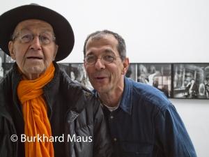 Michael von Graffenried, Burkhard Maus