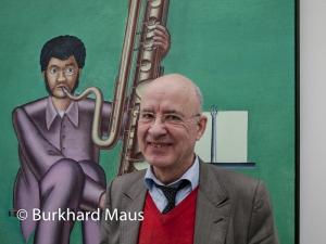 Konrad Klapheck, © Burkhard Maus
