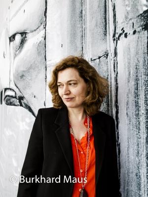Angela Lampe, © Burkhard Maus