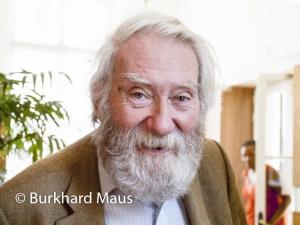 Otto Piene, © Burkhard Maus