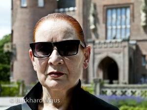 Katharina Sieverding, © Burkhard Maus