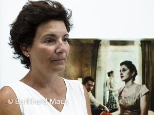 Daphné Rocou, Galerie Esther Woerdehoff, © Burkhard Maus