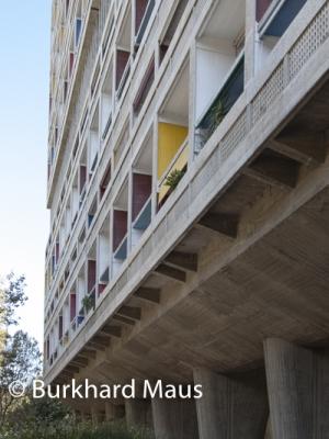 Le Corbusier, © Burkhard Maus