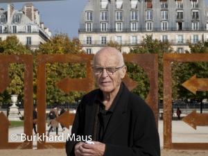 Jean Dupuy, © Burkhard Maus