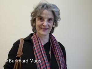 Jacqueline Burckhardt, © Burkhard Maus