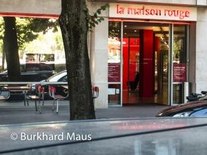 La Maison Rouge, Burkhard Maus