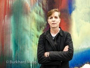 Katharina Grosse, © Burkhard Maus