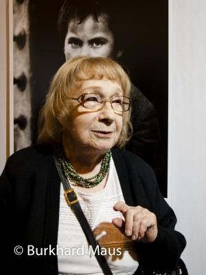 Sabine Weiss, © Burkhard Maus