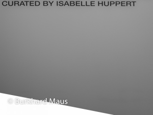 Isabell Huppert