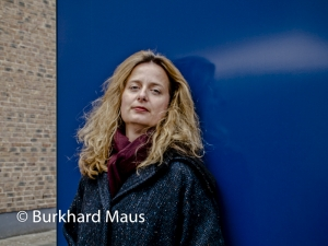 Christina Végh, © Burkhard Maus