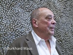 Günther Uecker, © Burkhard Maus