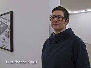 Andrea Geyer, © Burkhard Maus