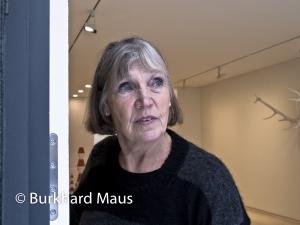 Inge Mahn, © Burkhard Maus