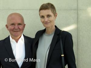 Christian und Karen Boros, © Burkhard Maus