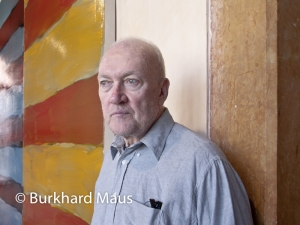 Sean Scully, © Burkhard Maus