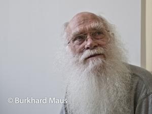 Herman de Vries, © Burkhard Maus