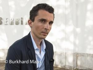 Ivan Grubanov, Burkhard Maus