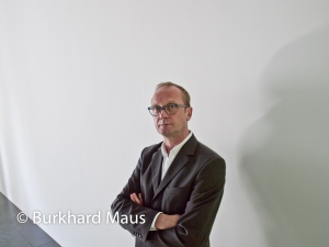 Heimo Zobernig, © Burkhard Maus