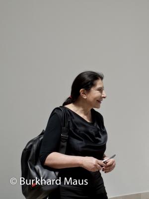 Marina Abramović, © Burkhard Maus