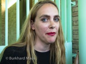 Susanne Pfeffer, © Burkhard Maus
