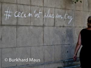 Graffiti, © Burkhard Maus