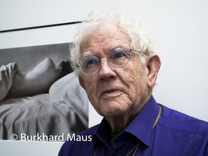 René Groebli, © Burkhard Maus
