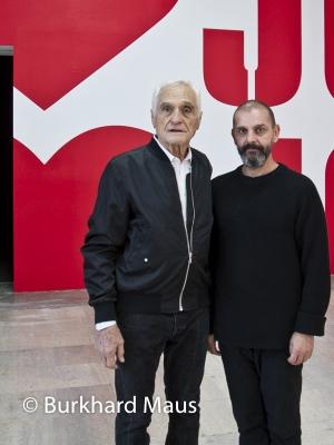 Ugo Rondonone & John Giorno