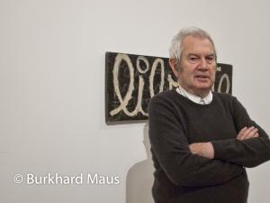 Ben Vautier, © Burkhard Maus