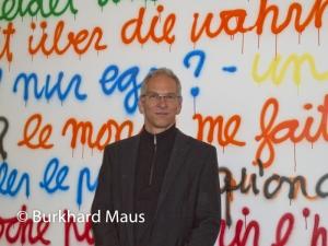 Roland Wetzel, © Burkhard Maus