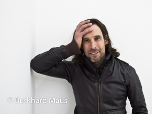 Olaf Breuning, Burkhard Maus