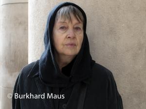Christine Ljubanovic, © Burkhard Maus