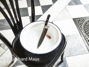 Jannis Kounellis, © Burkhard Maus