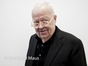 Jan Dibbets, Burkhard Maus