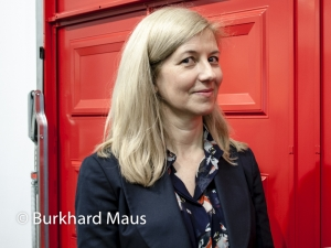 Ulrike Groos, © Burkhard Maus