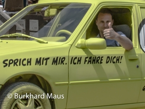 Alain Bieber, Burkhard Maus