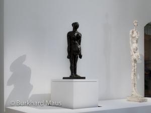 Picasso - Giacometti, Musée national Picasso-Paris, Burkhard Maus
