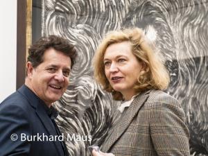 Angela Lampe, Jean de Loisy, © Burkhard Maus
