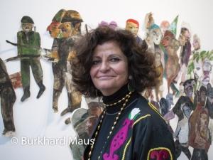 Andrée Sfeir-Semler, Burkhard Maus